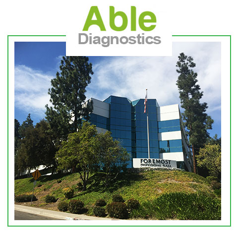 Able Diagnostics Building, San Diego California